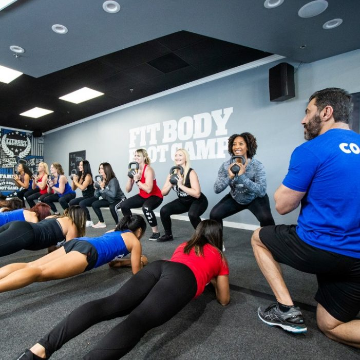 Fit Body Boot Camp opens with transformation challenge for Rockwall residents to lose weight on their schedule