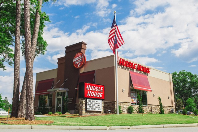 Huddle House poised for growth in Rockwall