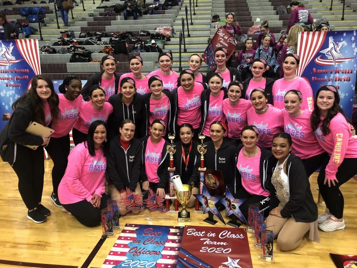 Rockwall Jacket Babes JV Drill Team wows judges, brings home awards
