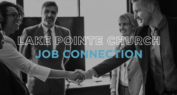 Free Job Connection workshops, networking underway at Lake Pointe Church Rockwall