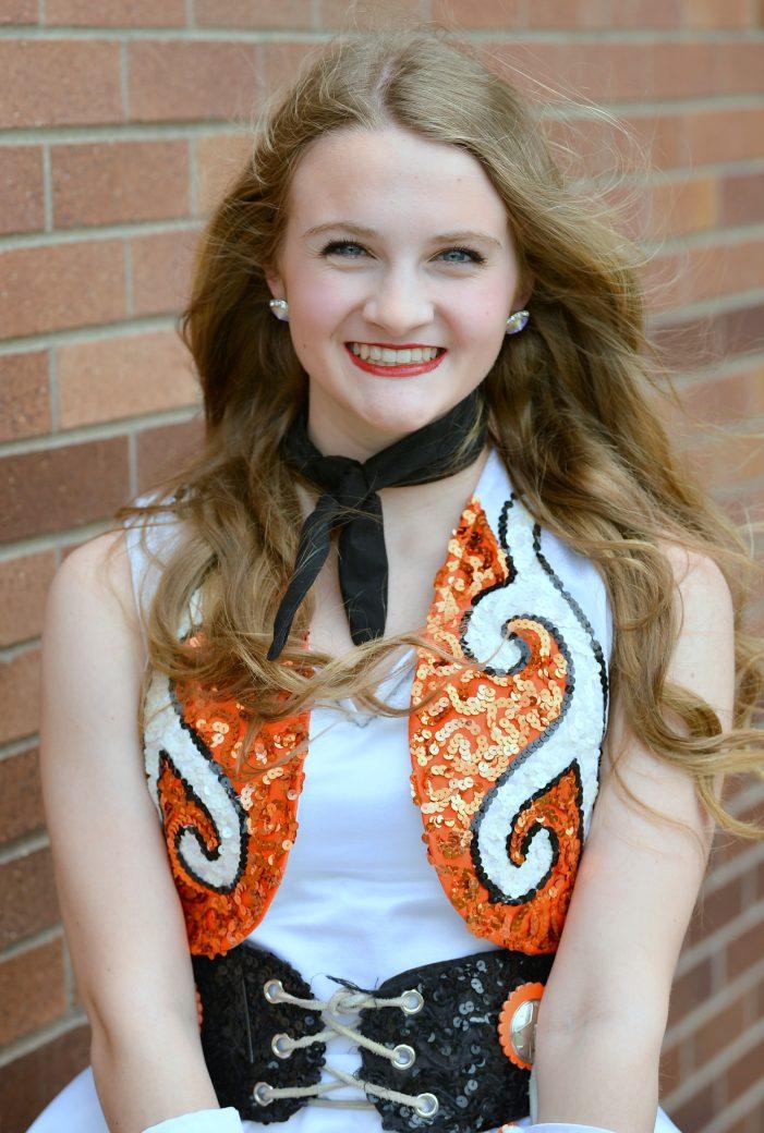 Stingerette Senior Showcase: Gracie Lamont