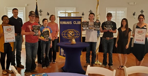 Rockwall County 4-H Beef Club gives back to Kiwanis Food for Kids program