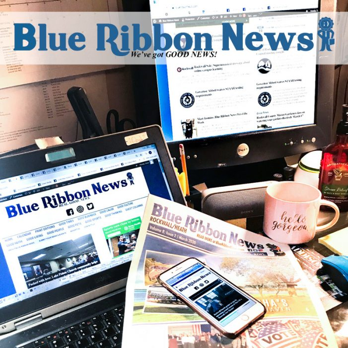 Important message to the community from our Blue Ribbon News team