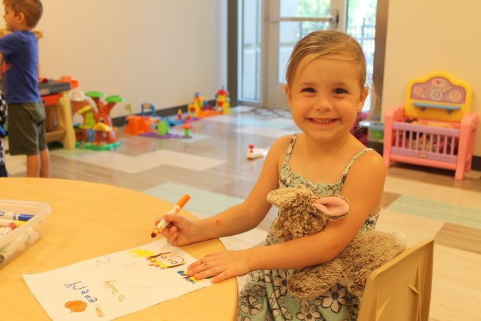 Emergency Child Care available at Rockwall YMCA for front line workers