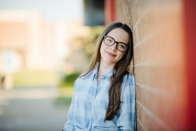 Senior Spotlight: Lydia Harper, Rockwall High School