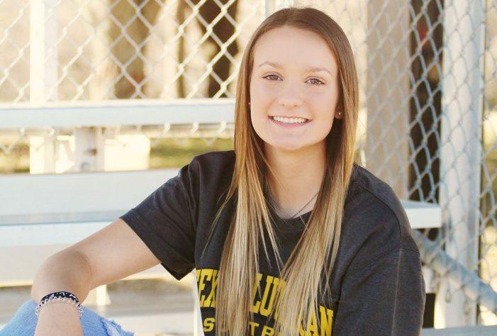 Senior Spotlight: Lexi Coward, Rockwall High School