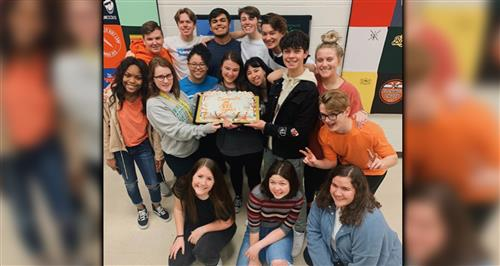 Rockwall High School's Walk the Line nominated for CARA Awards