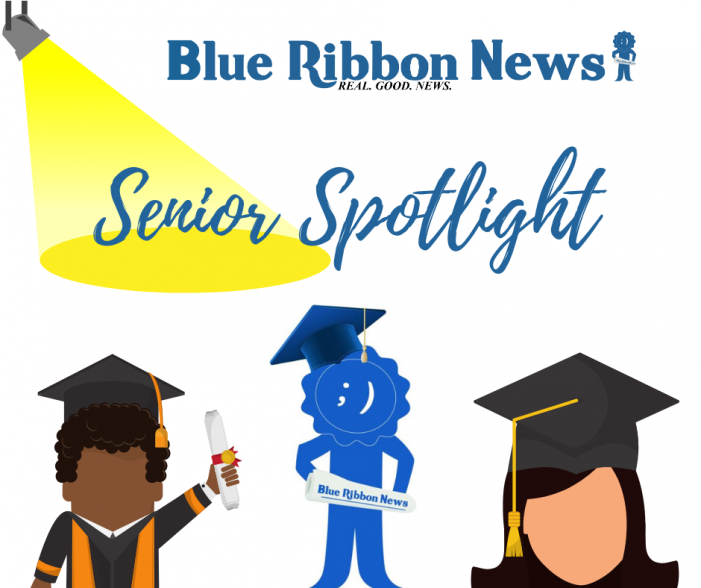 Helps us shine the spotlight on our high school seniors