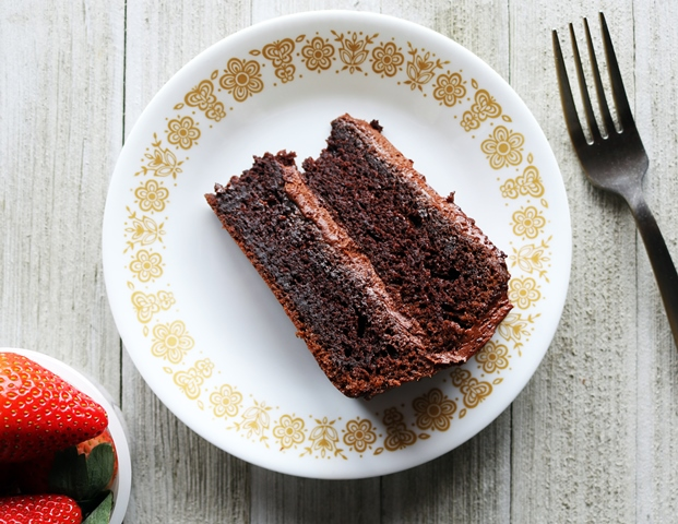 Cooking With Ease by Melissa Tate: The Very Best Chocolate Cake Ever