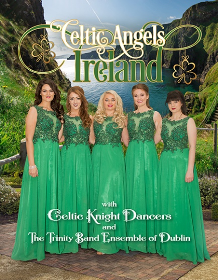 Celtic Angels to perform in Terrell on March 22