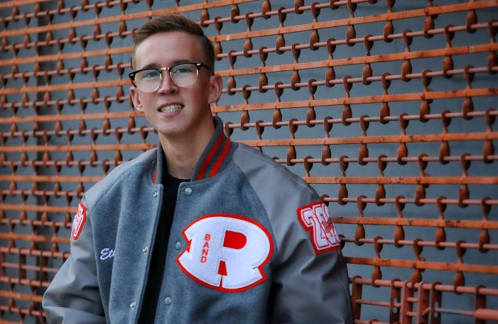 Senior Spotlight: Ethan Kelly, Rockwall High School