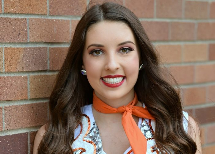 Stingerette Senior Showcase: Erin Killingsworth