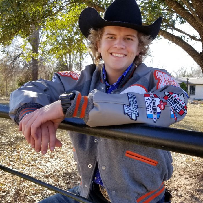Senior Spotlight: Tanner Lundy, Rockwall High School