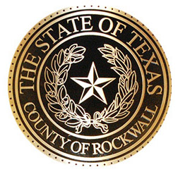 Rockwall County logo