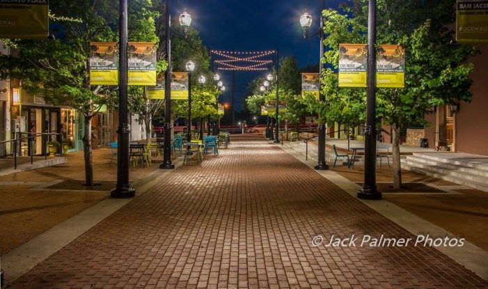 City of Rockwall postpones San Jacinto Plaza Music Series