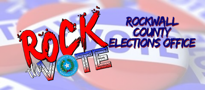Rockwall County municipal elections postponed to Nov. 3