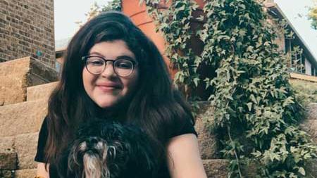 Senior Spotlight: Gabrielle Pirrone, home school student