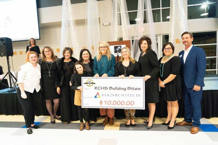Royse City ISD Education Foundation wins Outstanding Achievement Award