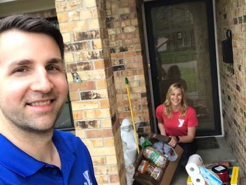 Rockwall YMCA staff rallies around local in need during COVID-19