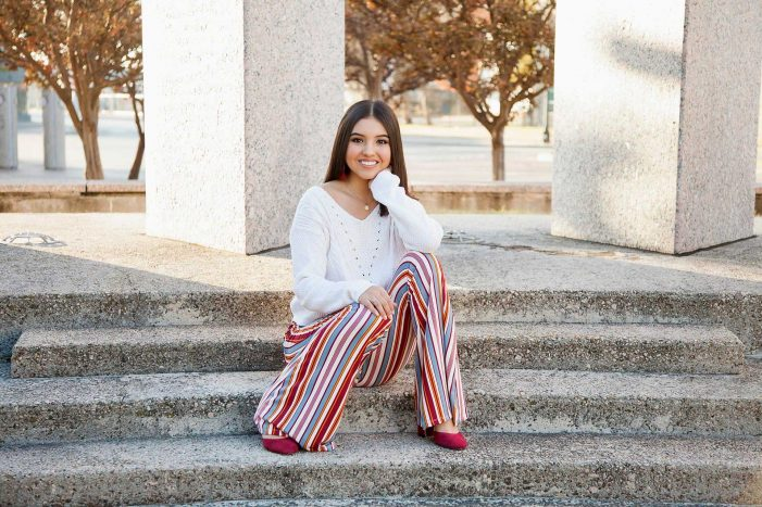Senior Spotlight: Leslie Silva, Rockwall-Heath High School