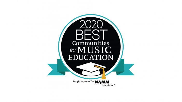 Rockwall ISD's music education program receives national recognition for the fourth year in a row
