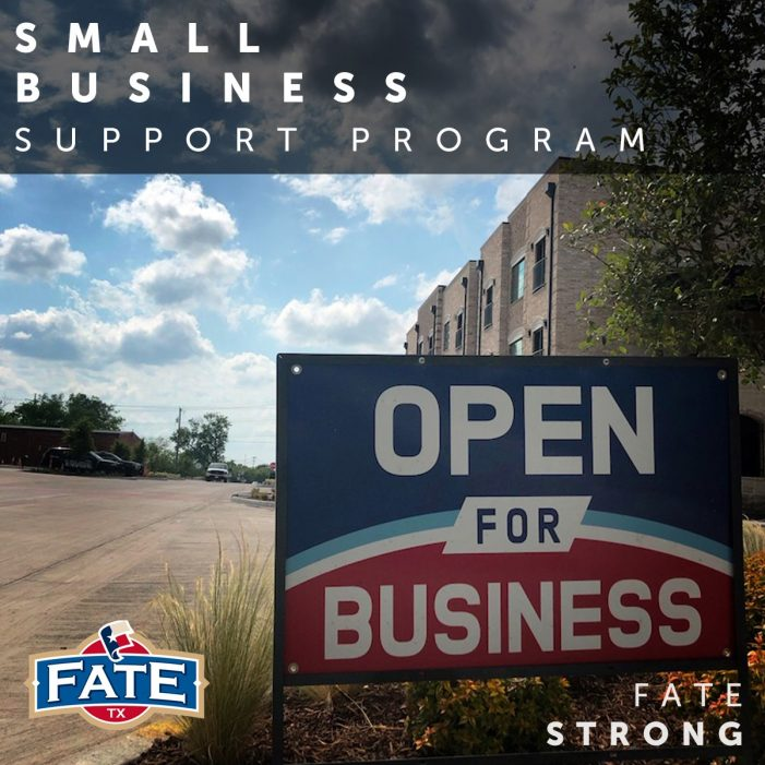 Fate Small Business Support Program launched