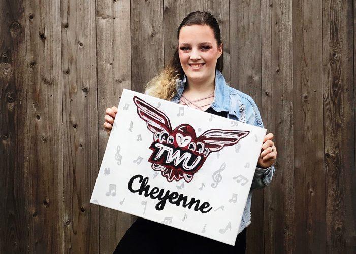 Senior Spotlight: Cheyenne Smith, Rockwall High School