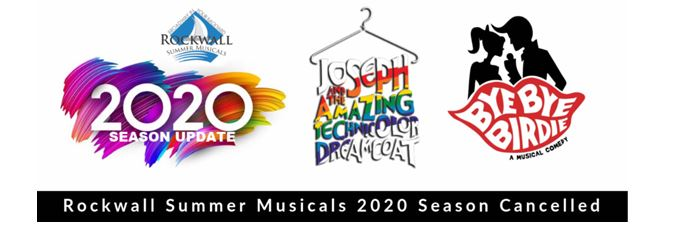 Rockwall Summer Musicals announces cancellation of 10th anniversary summer season