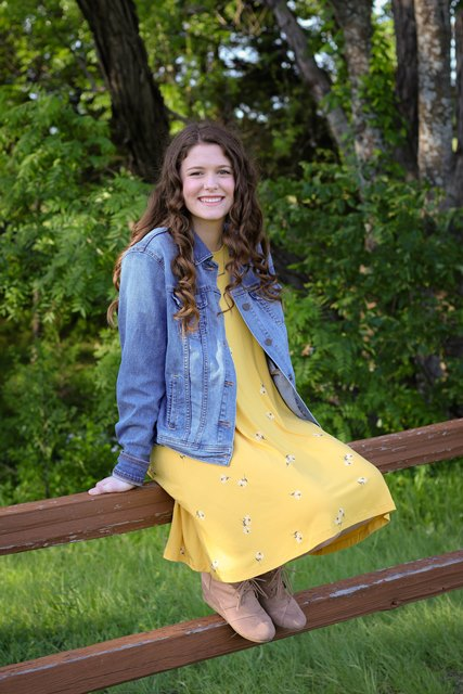 Blue Ribbon News Senior Spotlight: Chloe Buttitta, Rockwall High School