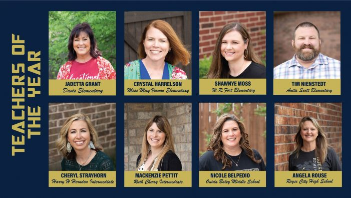 Royse City ISD names Teachers of the Year
