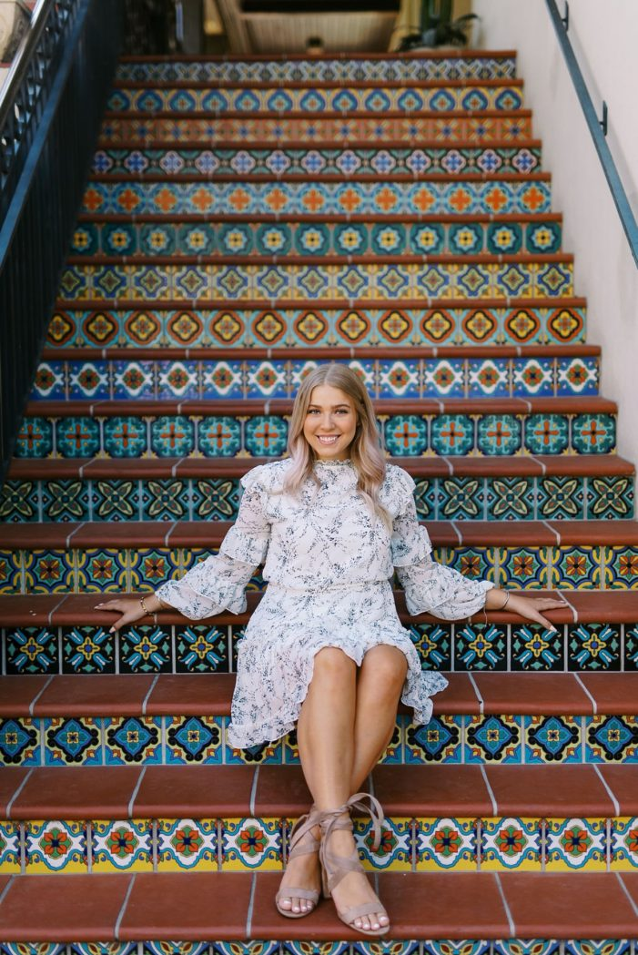 Blue Ribbon News Senior Spotlight: Avery Samples, Rockwall High School