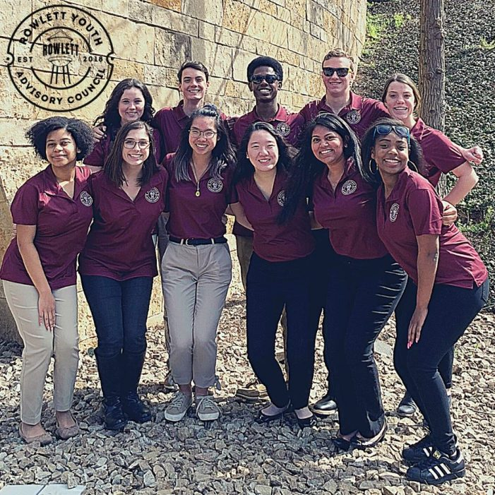 Rowlett Youth Advisory Council accepting applications through June 30