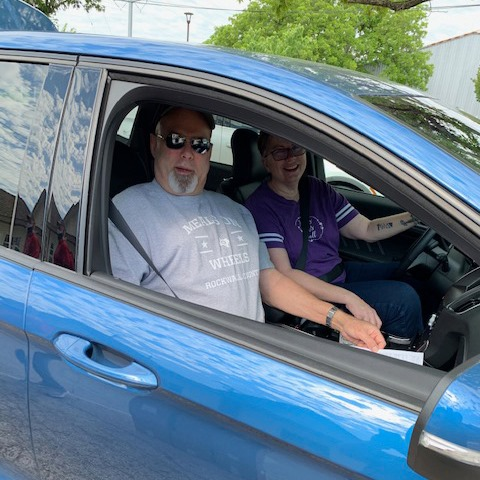 Making their Mark: Meals on Wheels volunteers give all for local seniors