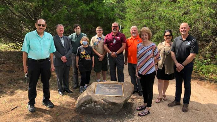 Rockwall welcomes new Pettinger Nature Preserve with ribbon cutting
