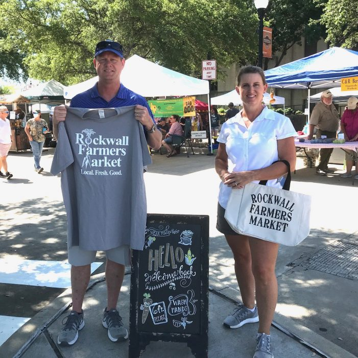 PHOTOS: Farmers Market opens in Downtown Rockwall