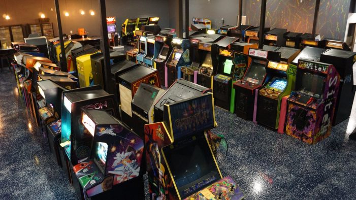 VIP preview of RetroCade, Rockwall County's first dedicated barcade