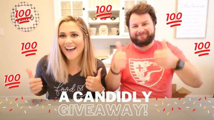 Hey Rockwall, it's time for a 'Candidly Curtis' GIVEAWAY!