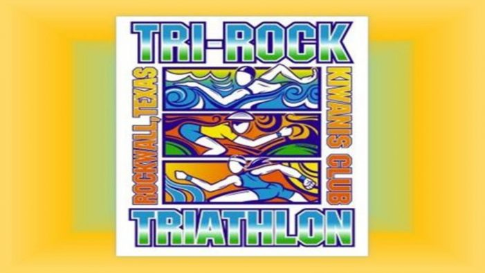 Tri-Rock Triathlon goes virtual to benefit Rockwall Kiwanis