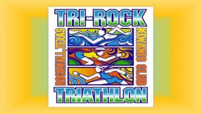 Tri-Rock Triathlon goes virtual to benefit Rockwall Kiwanis