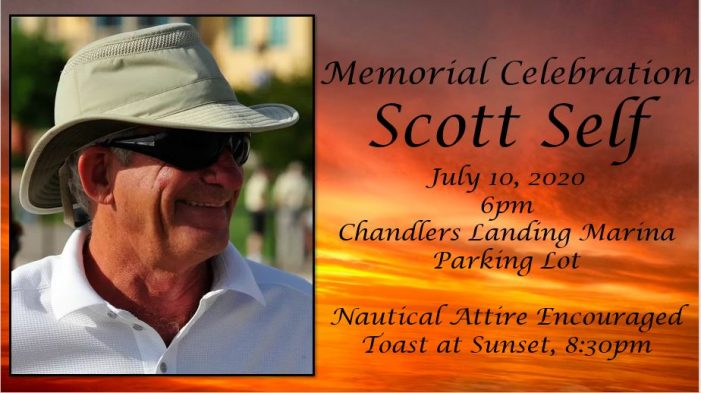 Celebration of Life: Memorial Service for Scott Self of Rockwall