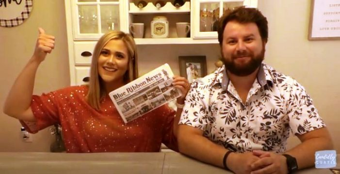 Introducing 'Candidly Curtis' on Blue Ribbon News: Rockwall couple shares video adventures