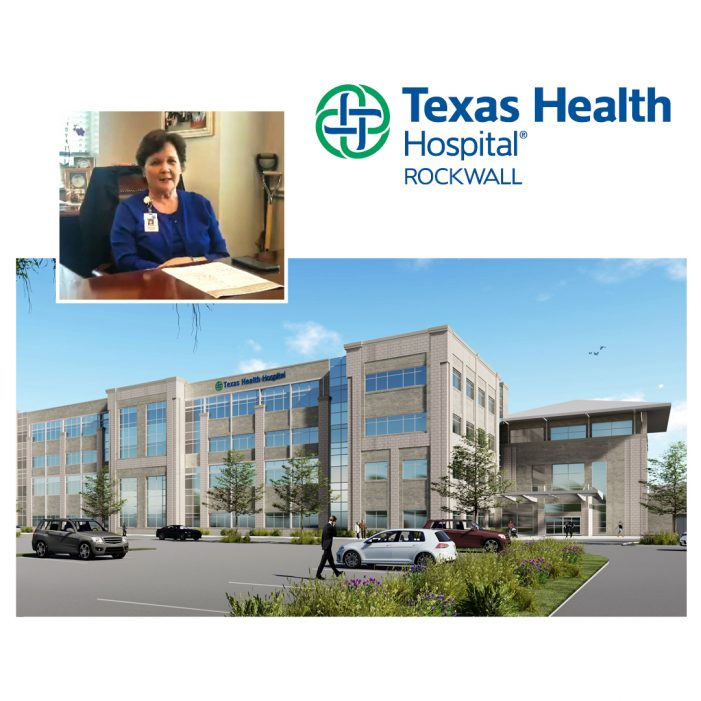 Message from Texas Health Hospital Rockwall President Cindy Perrin