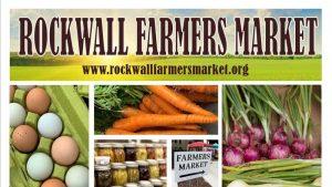 Rockwall Farmers Market @ Downtown Rockwall