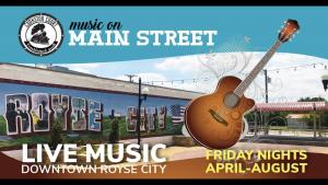 Music on Main Street @ Main Street Cookston Court Stage