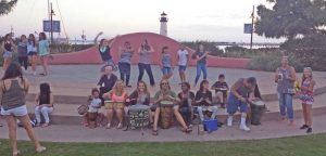 Rainbow Drum Jam @ The Harbor Rockwall