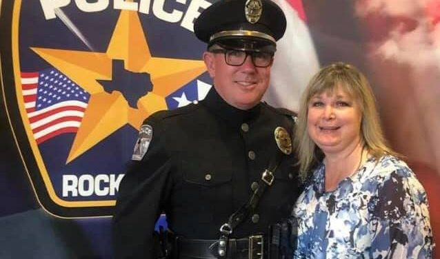 Rockwall Police Officer Tracy Gaines dies from COVID-19 complications