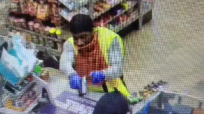 Suspect sought for armed robbery of QT in Rockwall