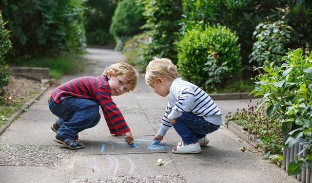 Chalk It Up 4 Kids: sidewalk art contest to raise awareness in Rockwall County