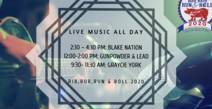 Rockwall Rib Rub Live Music Schedule