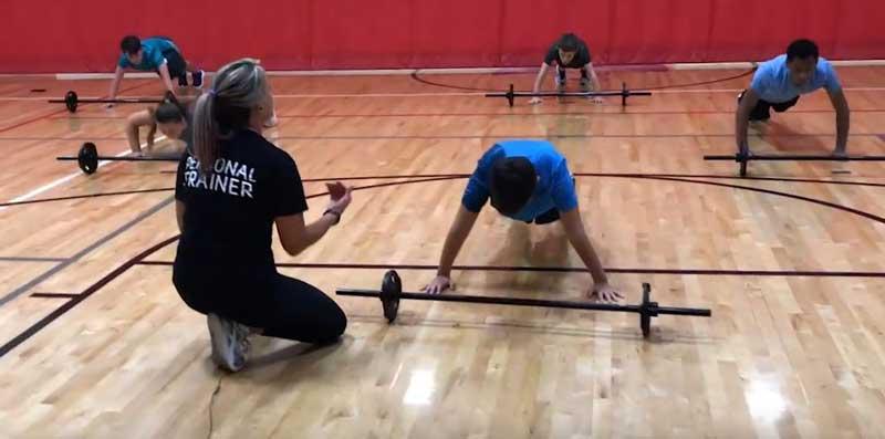 Rockwall YMCA Homeschool P.E. Foundations program